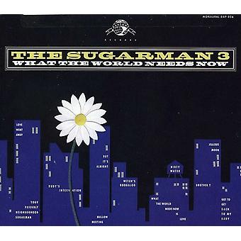 Sugarman 3 - What the World Needs Now [CD] USA import