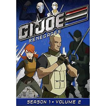 GI Joe Renegades Vol. 2-Staffel 1 [DVD] USA importieren
