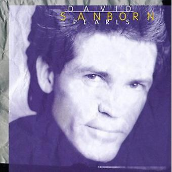 David Sanborn - Pearls [CD] USA import