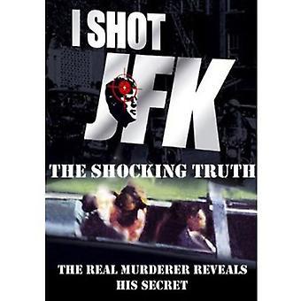 I Shot JFK: The Shocking Truth [DVD] USA import