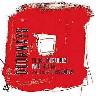 Enrico Pieranunzi - Doorways [CD] USA import
