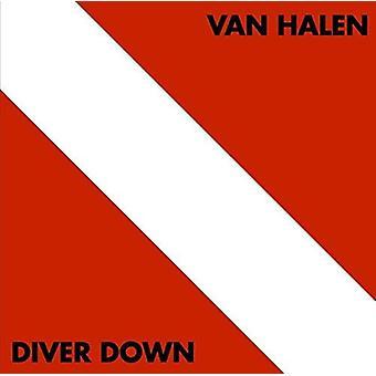 Van Halen - Diver Down importation USA (Remastered) [CD]
