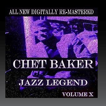 Chet Baker - Chet Baker - Volume 10 [CD] USA import