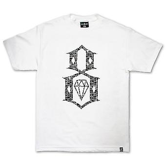 Rebel8 Overspray t-shirt branca
