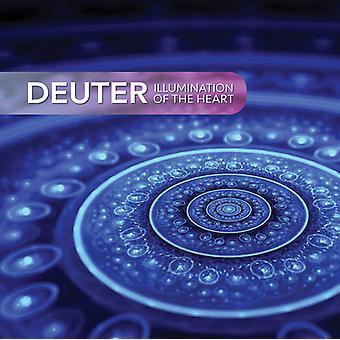 Deuter - Illumination of the Heart [CD] USA import