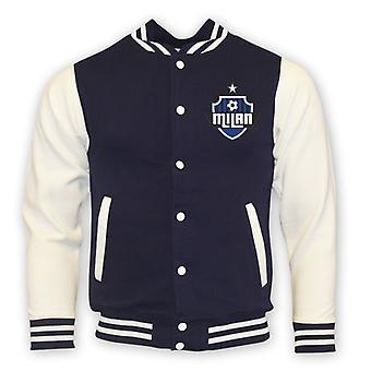 Inter Milan College Baseball Jacket (navy) - Kids
