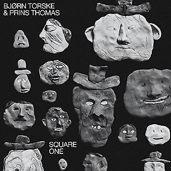 Torske, Bjorn / Thomas, Prins - Square One [CD] USA import