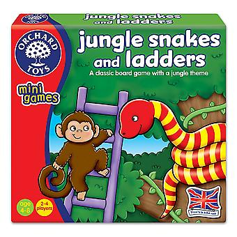 Orchard Toys Jungle Snakes and Ladders
