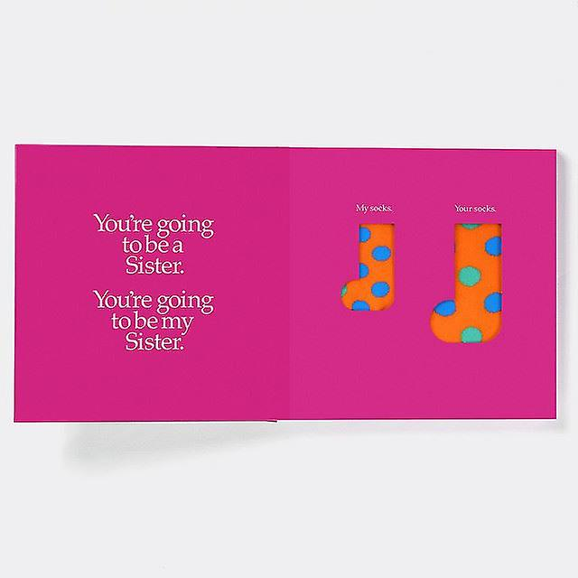 You're Going To Be A Sister Gift Book