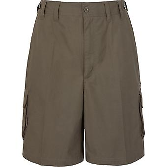 Trespass Mens Gally UV Protective Cargo Walking Shorts