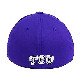 TCU Horned sapos NCAA TOW região Camo estiramento chapéu cabido