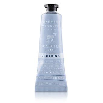 Crabtree & Evelyn Goatmilk & Oat Soothing Hand Therapy - 25ml/0.86oz