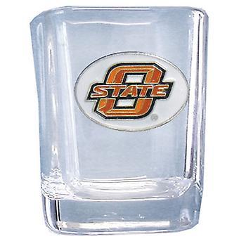 Oklahomského státní Cowboys NCAA čtvercové sklo