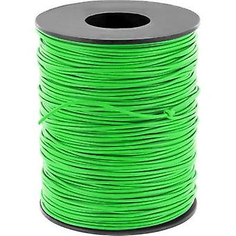 BELI-BECO D 105/100-GN Jumper wire 1 x 0.20 mm² Green 100 m