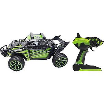 Amewi 22221 X-Knight 1:18 RC model car for beginners Electric Buggy 4WD Incl. batteries and charger
