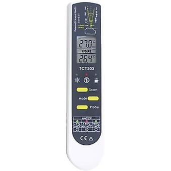 TFA Dostmann 31.1119. K IR-sonde thermometer (HACCP) display (thermometer) 2:1 -55 tot + 250 °C contactloze IR-meting