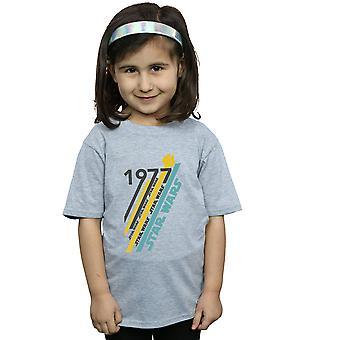Star Wars tytöt 77 raidat paita