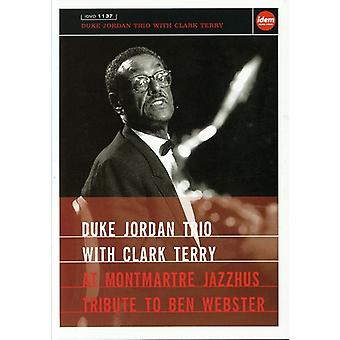 Duke Jordan - At Montmartre Jazzhouse [DVD] USA import