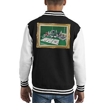 Opprinnelige Stormtrooper Poker barneklubb Varsity jakke