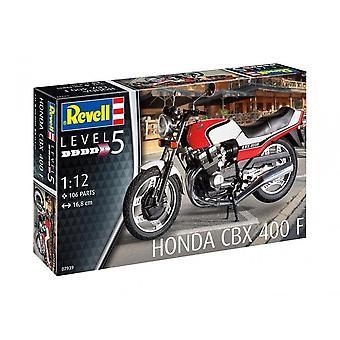 Revell 7939 1/12 Honda CBX 400 F kunststof model set