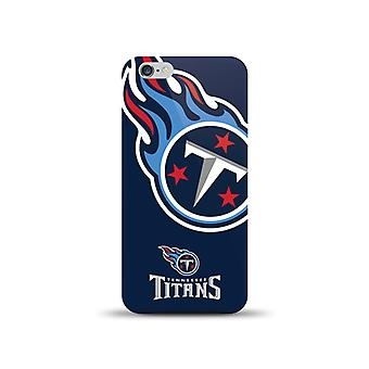 Mizco Sports NFL Oversized Snapback TPU Case for Apple iPhone 6  / 6S (Tennessee Titans)