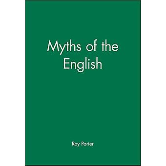 Myths of the English by Roy Porter - 9780745613062 Book