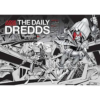 The Daily Dredds - Volume 2 by John Wagner - Alan Grant - 978178108459