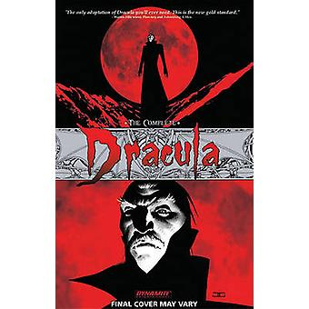 Complete Dracula by Leah Moore - John Reppion - Colton Worley - 97816
