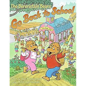 Berenstain Bears gå tillbaka till skolan (Berenstain Bears (Harper Paperback))