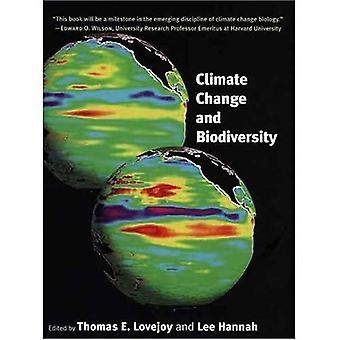 Klimatförändringar och biologisk mångfald