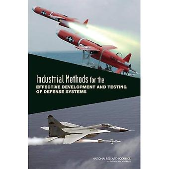Metodi industriali per lo sviluppo efficace e collaudo di sistemi di difesa