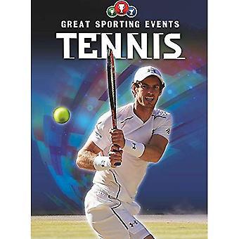 Tennis (événements sportifs grand)