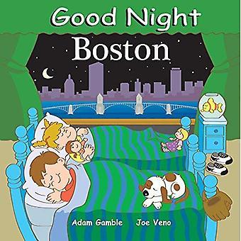 Good Night Boston (Good Night (Our World of Books))