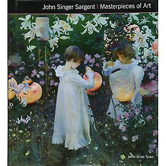 John Singer Sargent chefs-d'œuvre de l'Art (chefs-d'œuvre de l'Art)