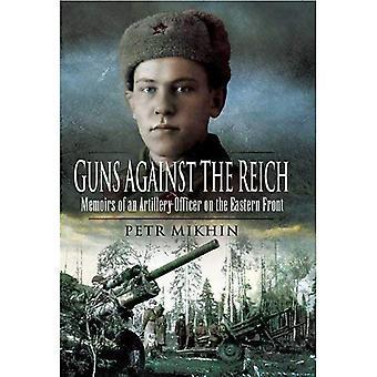 Le pistole contro il Reich: memorie di un ufficiale di artiglieria sul fronte orientale