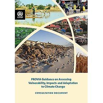 PROVIA richtsnoer voor beoordeling van kwetsbaarheid, Impacts and Adaptation to Climate Change