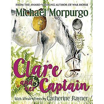 Clare en haar Captain