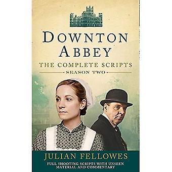 Downton Abbey: Serie 2 Skripte (Official)