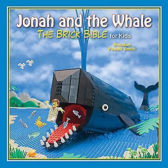 Jonah och Whale: tegel Bibeln för barn