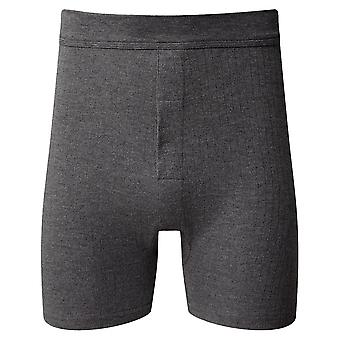 Vedoneire Men's Thermal Trunks - Charcoal