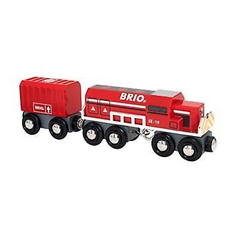 BRIO Special Edition trein 2019 33860 voor houten treinset