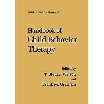 كتيب للطفل السلوك العلاج بواسطة واتسون & ستيوارت ت.