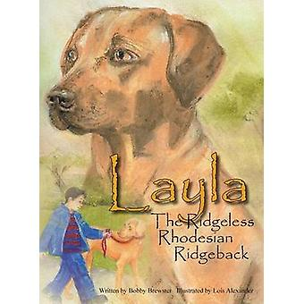 Layla de urandet Rhodesian Ridgeback af Brewster & Bobby