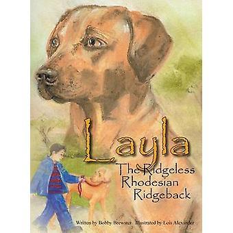 Layla le Rhodesian Ridgeback Ridgeless par Brewster & Bobby