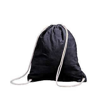 Shugon Stafford Cotton Drawstring Tote Backpack Bag - 13 Litres (Pack of 2)