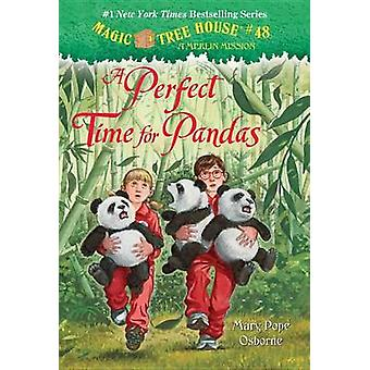 A Perfect Time for Pandas by Mary Pope Osborne - Salvatore Murdocca -