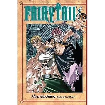 Fairy Tail 15 by Hiro Mashima - 9781935429340 Book