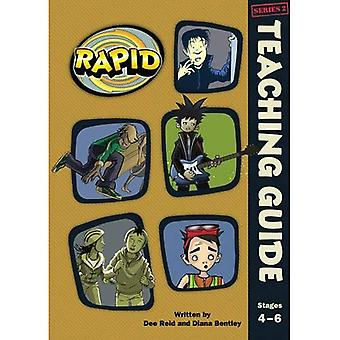 Rapid Stages 4-6 Teaching Guide (Series 2): Teaching Guide Series 2 Stages 4-6 (RAPID SERIES 2)