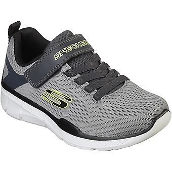 Skechers jungen Equalizer 3.0 Final Match belüfteten Trainer