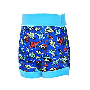 Zoggs Sea Saw Swimsure Nappy For Girls